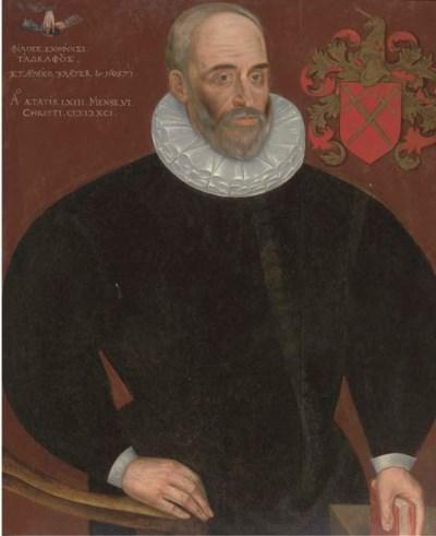 Dutch School circa 1600