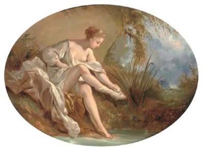 Follower of François Boucher