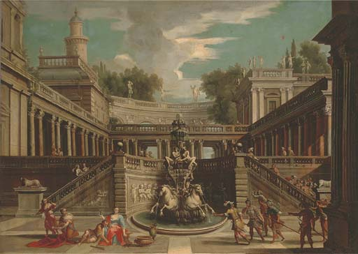 Manner of Jean Lemaire, called Lemaire-Poussin