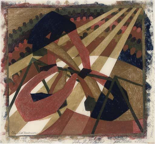Lill Tschudi (Swiss) (B. 1911-