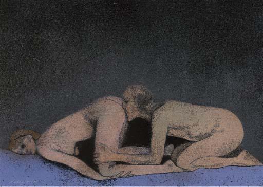R.B. Kitaj (B. 1932)