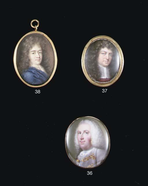 GERVASE SPENCER, CIRCA 1750