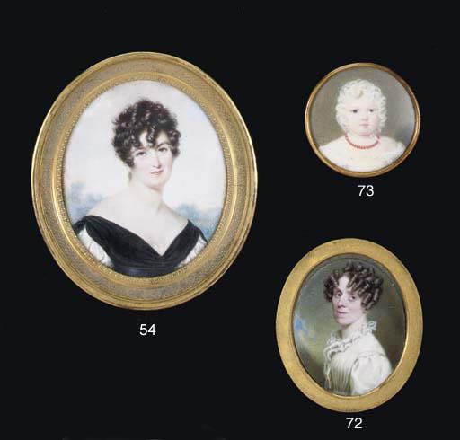 ANTHONY STEWART, CIRCA 1820