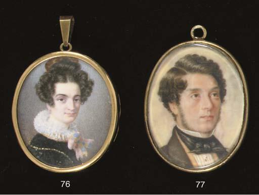 JEAN JOSEPH BILFELDT, 1825