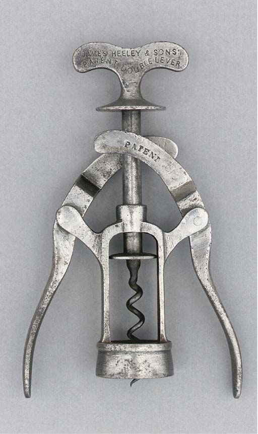 AN ENGLISH BAKER DOUBLE LEVER