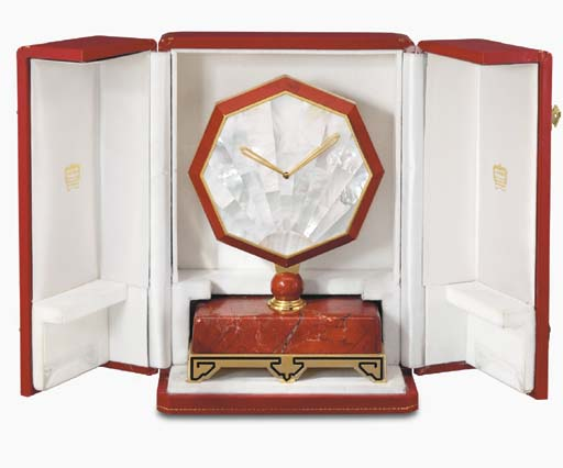Cartier. A limited edition gil