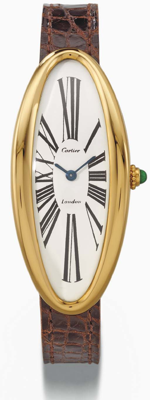 Cartier. A fine and unusual ov