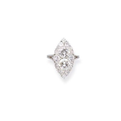 A DIAMOND RING, BY PIAGET