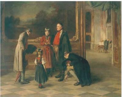 BENJAMIN VAUTIER (1829-1898)