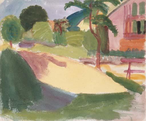 LOUIS MOILLIET (1880-1962)