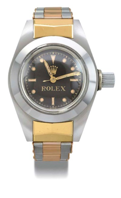 Rolex. An extraordinary and ra