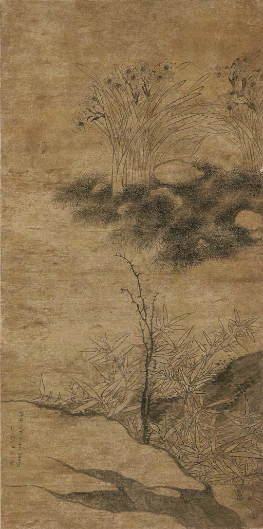 WEI ZHIKE (ACTIVE 1609-1627)