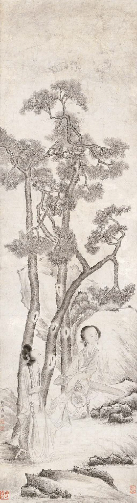 YU ZHIDING (1647-AFTER 1709)