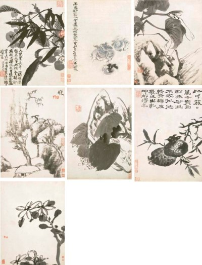 SHITAO (1642-1707), BADA SHANR