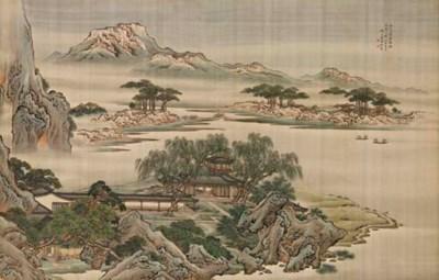 YUAN YAO (ACTIVE 1720-1780)
