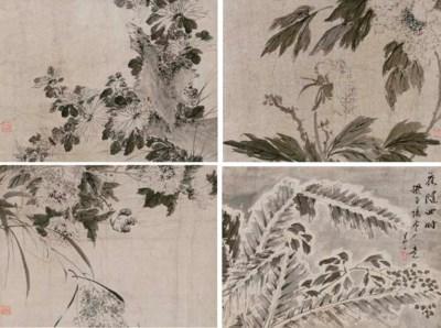 ZHU ANG'ZHI (1764-AFTER 1846)