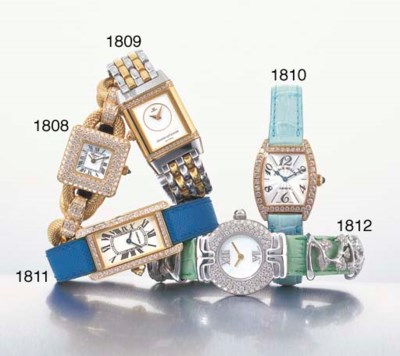 JAEGER-LECOULTRE. A LADY'S STA