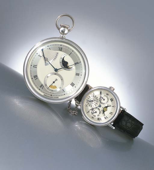 BREGUET. AN IMPORTANT AND RARE