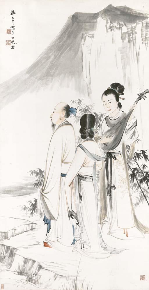 ZHANG DAIQN (1899-1983)