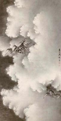 ZHOU XUN (1649-1729)