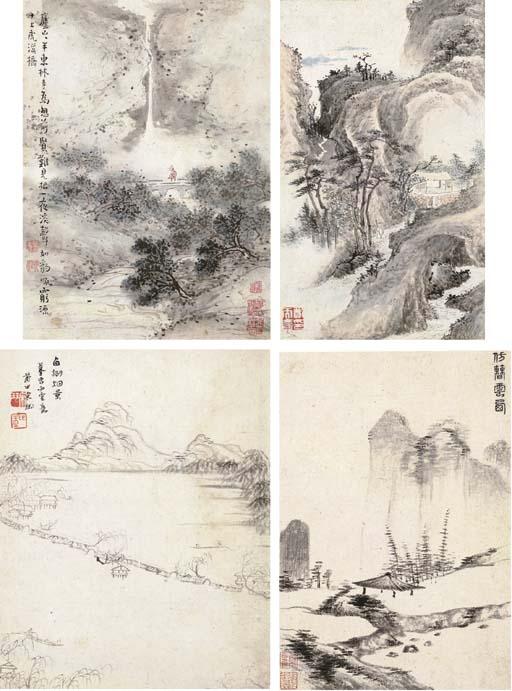 HU YUKUN (CIRCA 1650-1681), SO