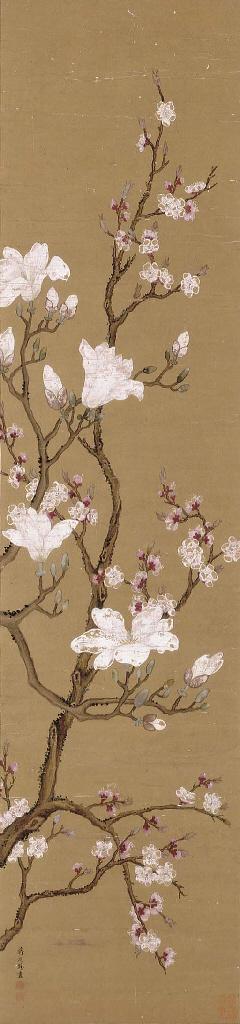 JIANG TINGXI (1669-1732)