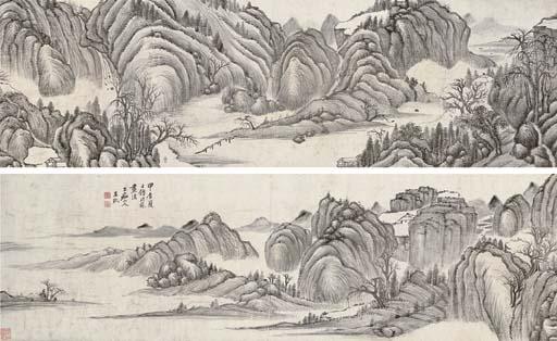 WANG JIU (CIRCA 1762-1780)
