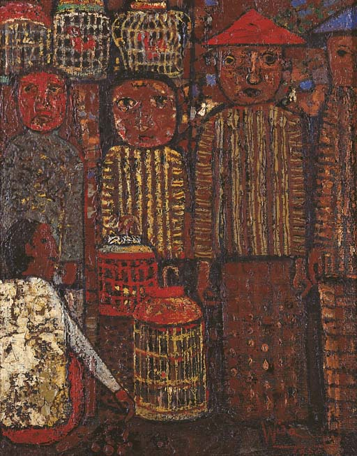 WIDAYAT (Indonesia 1923-2002)
