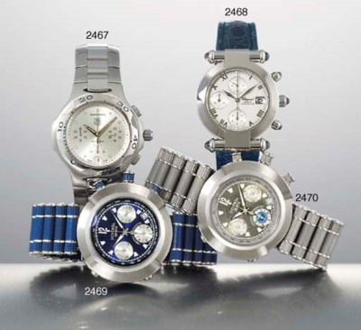 MONTEGA. A STAINLESS STEEL AND
