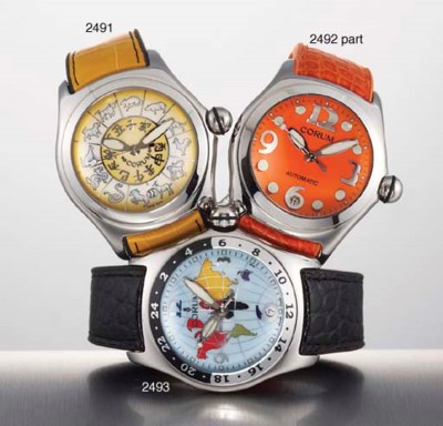 CORUM AND GLYCINE. A LOT OF TW