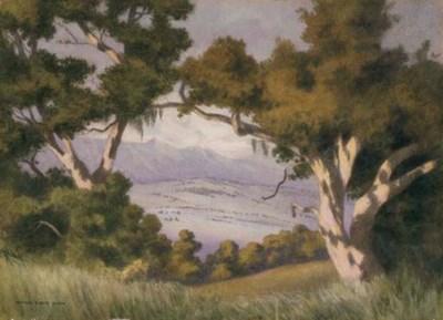 GEORGE ELBERT BURR (1859-1939)