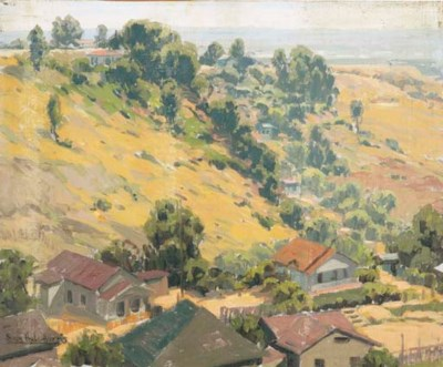 SAM HYDE HARRIS (1889-1977)