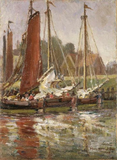 MARY HERRICK ROSS (1856-1935)