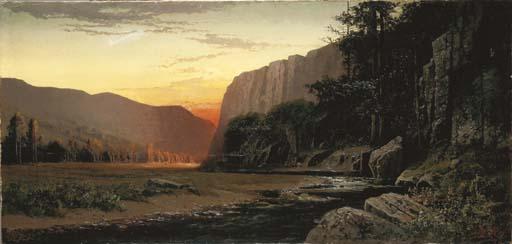 JULIAN WALBRIDGE RIX (1850-190