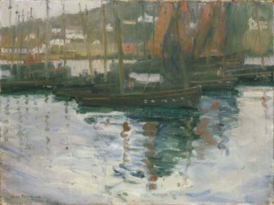 JANE PETERSON (1876-1965)