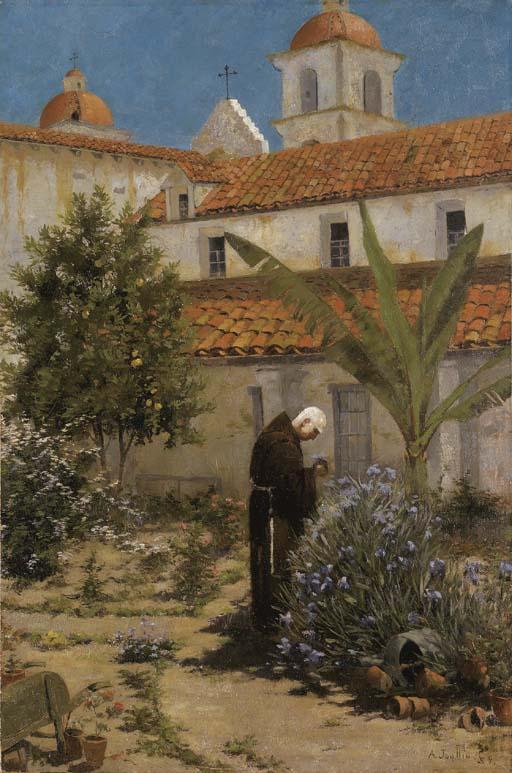 AMÉDÉE JOULLIN (1862-1917)