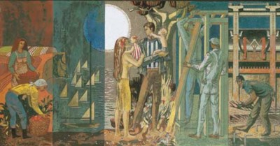 MILLARD SHEETS (1907-1989)