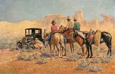 CLARENCE ARTHUR ELLSWORTH (188