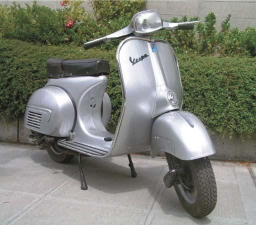 c.1961 PIAGGIO VESPA VBB SCOOT