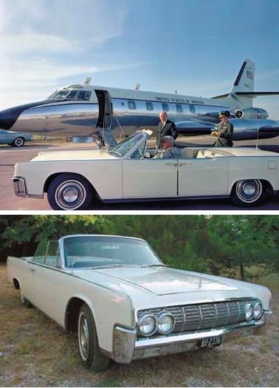 originally owned by Lyndon B.