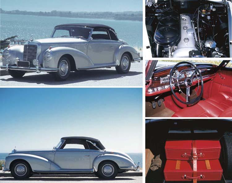 1953 MERCEDES-BENZ 300S CABRIO