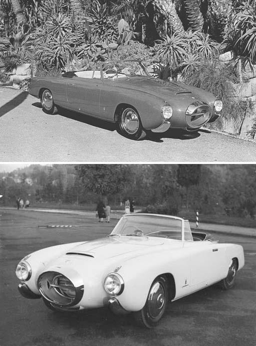 c.1952 LANCIA AURELIA PF 200 C
