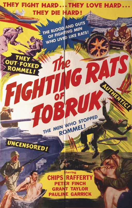 THE FIGHTING RATS OF TOBRUK