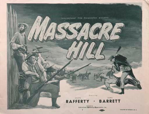 MASSACRE HILL