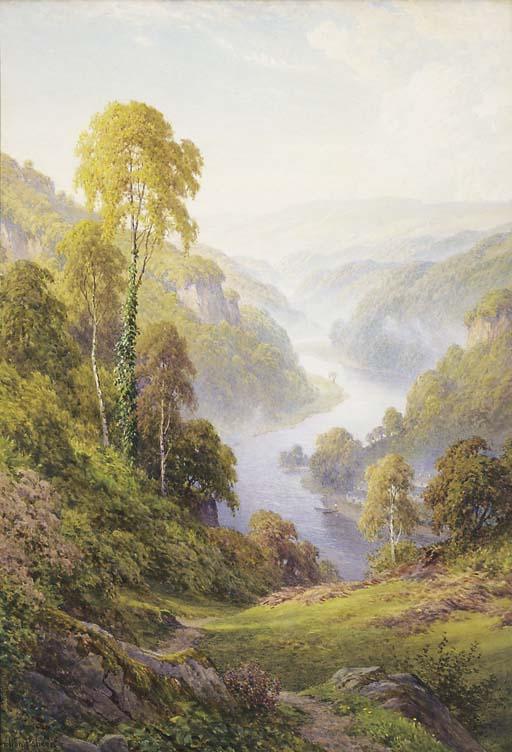 HARRY SUTTON PALMER (BRISTISH