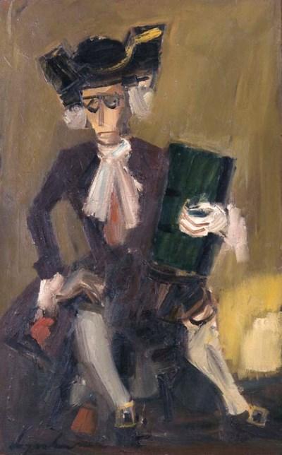 FRANCIS LYMBURNER (1916-1972)