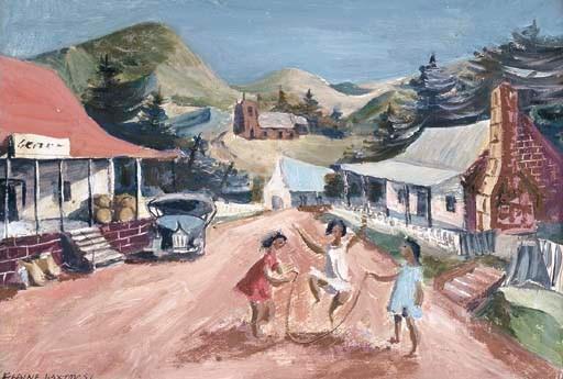 ELAINE ALYS HAXTON (1909-1999)