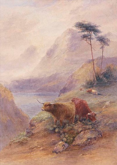 HARRY STINTON (BRITISH, 1882-1