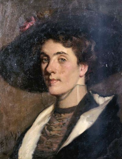 LINDSAY BERNARD HALL (1859-193