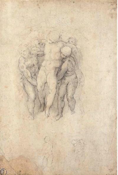 Circle of Michelangelo Buonarr